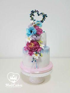 Wedding cake by MOLI Cakes