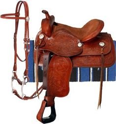 King Series Leather Saddle Package by King. $349.99. No Additional Freight Charges Added! The perfect package for the beginner or occasional rider! From King Series - Quality, style, and value distinguish this affordable line of saddles. Built cowboy tough with durable leathers, saddle trees, and hardware. Great-looking saddles made to last. Our Western Starter Set is an excellent choice for anyone starting out. Young riders, as well as old, will be able to experience the plea...
