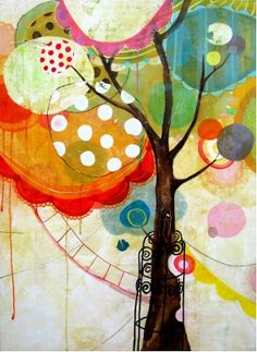 I want to live in the vibrant, yet tranquil, mixed up world of Liz Tran…