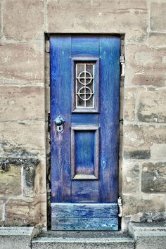 The Door by Christopher Hassler. (Have I ever told you how much I love old, vintage doors?)