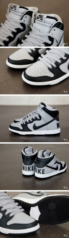 Nike SB Dunk Hi Rivalry Pack (Preview Pictures) Nike Shoes Cheap 893591093