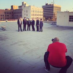 Coming soon: New pictures of CCS attorneys for our ads and website, Chainlaw.com. Shout out to photographer Michael Lopez for making us look good.