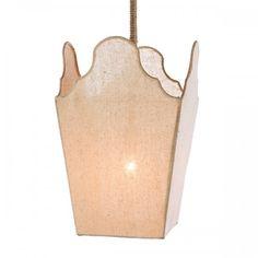 Miramar Small Sideboard Lantern, Seaside Collection