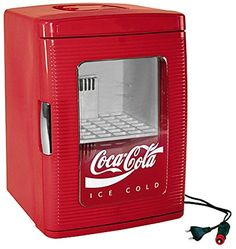 Mini Kühlschrank im Coca Cola Design Minifridge 25 EZetil 12 + 230 Volt EEI Coca Cola Mini, Kitchen Appliances, Design, Alternate History, Ebay, Home, Furniture, Coca Cola Products, Flasks