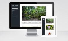 Photography Responsive Website Design