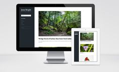 Photography Responsive Website Design