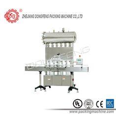 6heads paste filling machine