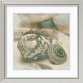 Found it at Wayfair - 'Coastal Gems I' by John Seba Framed Art Print