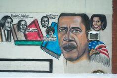 The Urban Folk Art Keeping Obama's Legacy Alive
