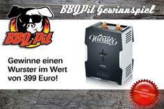 Wurster-Gewinnspiel: Gewinne einen Wursttoaster im Wert von 399 Euro!