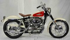 harley sportster | Lee Custom Cycles' 1966 Sportster XLCH