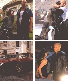 Dom and Letty <3  #FastandFurious6