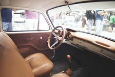 Volkswagen Gia interior from Volksblast Miami taken by Scotch and Iron