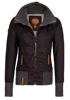 naketano Schlagerstar III - Jacket for Women - Black - Planet Sports  Jackets For Women, 2b8e02c03f