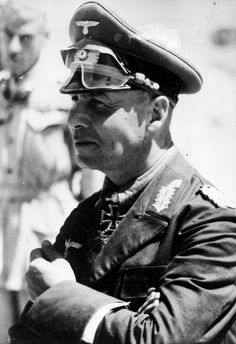 ✠ Erwin Rommel (15 November 1891 – 14 October 1944) linked to the conspiracy to assassinate he was forced commit suicide with a cyanide pill,