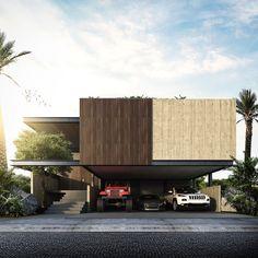 Minimalist Architecture, Architecture Photo, Interior Architecture, Zen House Design, Modern Villa Design, Villas, Modern House Facades, Container Buildings, Interior Design Boards