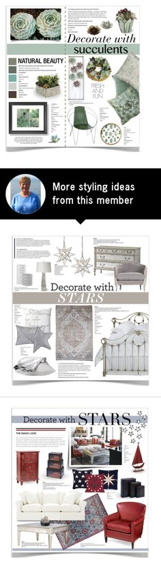 """""""Decorate with Succulents"""" by jpetersen on Polyvore"""