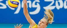 Marianne Steinbrecher opposto del Neruda Volley | salto.bz