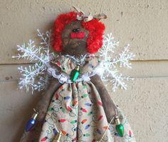 Hey, I found this really awesome Etsy listing at https://www.etsy.com/listing/116082549/primitive-angel-annie-raggedy-cloth-doll