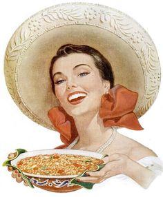 Sabrosa comida Mexicana!