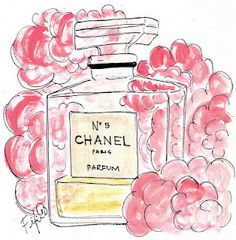 Chanel No.5  by Fifi Flowers