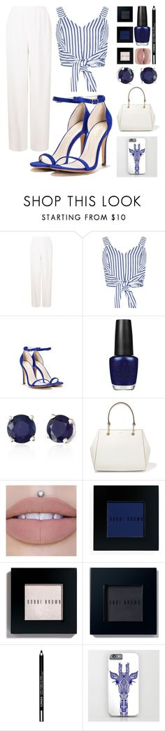 """""""Work Day"""" by your-hope-hobi ❤ liked on Polyvore featuring Eskandar, WithChic, OPI, Effy Jewelry, DKNY, Bobbi Brown Cosmetics and Clinique"""