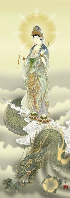 Kuan Yin WILD WOMAN SISTERHOOD #WildWomanSisterhood #kuanyin