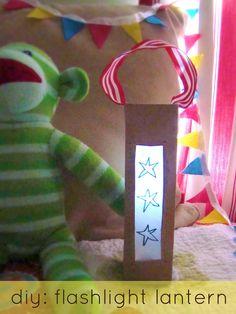 Tutorial: DIY Flashlight Lantern! - thesoutherninstitute.com