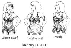 Tummy Covers