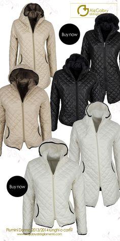 Modelli di #piumini donna lunghi e corti, da indossare per realizzare tanti outfit differenti e rendere così l'inverno una stagione davvero creativa dal punto di vista della #moda e del trend. Dal BLOG: http://www.alegabryabbigliamento.com/moda/piumini-donna-lunghi-o-corti In #Negozio: http://www.alegabryabbigliamento.com/16-piumini-donna