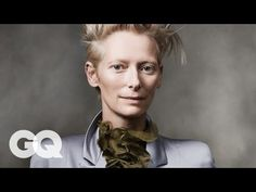 Tilda Swinton's Favorite Movie Is Not What You'd Expect - GQ 2014 Men of the Year - YouTube