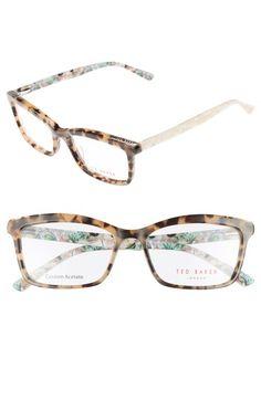 3c4abd6e494c TED BAKER 52MM OPTICAL GLASSES - HAVANA.  tedbaker  . Ted Baker FashionOptical  GlassesHavana