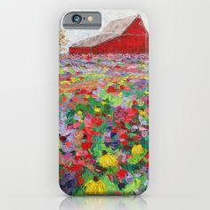 Texas Hill Country iPhone & iPod Case