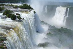 Webcam en vivo desde las Cataratas del Iguazú