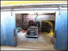 Model Cars Kits, Kit Cars, Plastic Model Kits, Plastic Models, Diorama, Model Cars Building, Layout, Model Trains, Automobile