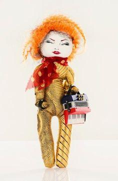 Jean Paul Gaultier doll