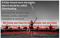 Love these guard saying