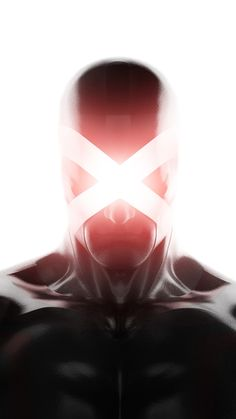 Cyclops by Drew Lundquist Xmen superhero, comic book
