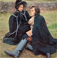 Sorcha Cusack and Michael Jayston in my favorite version of Jane Eyre.