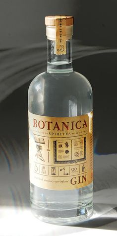 BOTANICA SPIRITVS Gin from United States seeking for distributors - Beverage Trade Network