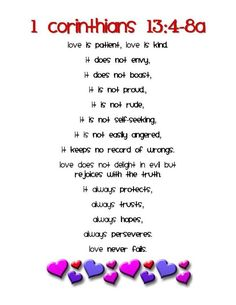 Corinthians+ Love is+ Sign Quotes, Me Quotes, Bible Quotes, 1 Corinthians 13 Love, Love Bears All Things, Life Map, Love Is Patient, Love Poems, Psalms