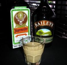 Drink recipe: the creamy and delicious Jager Shake