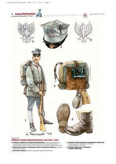 "Studio ""Siberia"" forum --- Forum: Russian Civil war / Гражданская война в России --- Thread: UNIFORMS OF THE POLISH ARMY in 1917-1920."