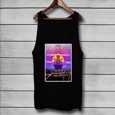 Axwell DJ Custom Tank Top T-Shirt Men and Woman