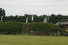 平井城跡(ruins of Hirai catsle)