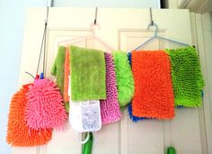No excuses! Easy organising for large families.: Just hanging around....