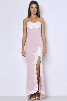 MY KINGDOM DRESS IN PINK FROM BLACK SWALLOW $89 FREE SHIPPING