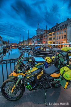 Ride to Norway - Loukas Hapsis