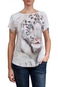Comprar camiseta-estampa-tigre-branco-usenatureza