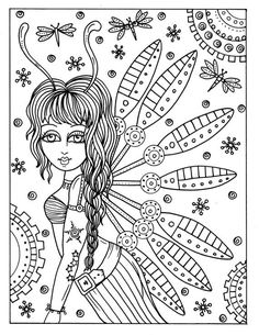 237 Best Coloring Deborah Muller Images Coloring Books Coloring